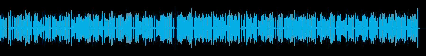 料理番組風オルガン テキパキ軽快BGMの再生済みの波形