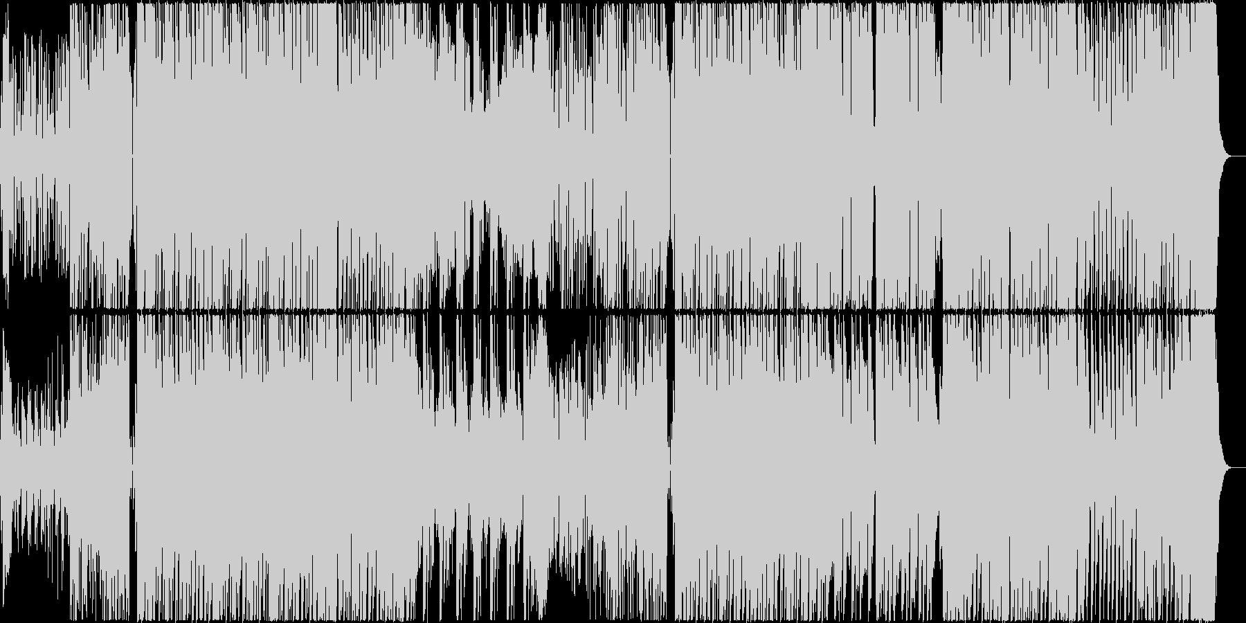 futurepopの未再生の波形