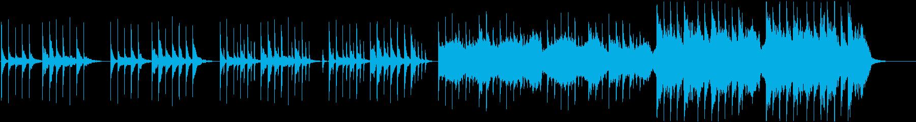 魔女の家/ホラー/毒薬/ハロウィン/怖いの再生済みの波形