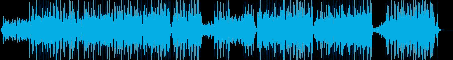 胸キュン・メルヘンな映像に 長尺★+の再生済みの波形