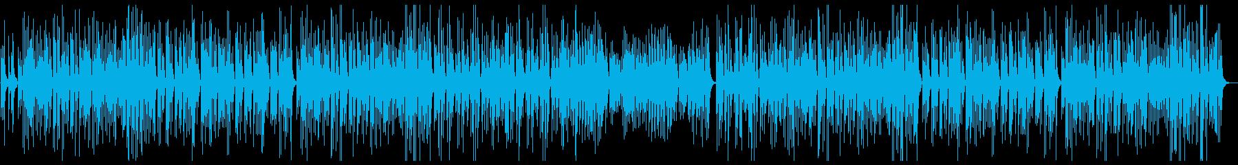 サティ「ジュ・トゥ・ヴー」ウクレレカバーの再生済みの波形