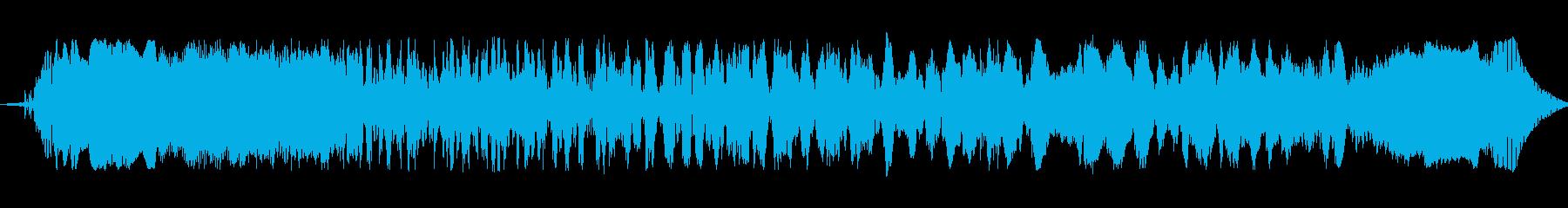 ギャアアアア!の再生済みの波形