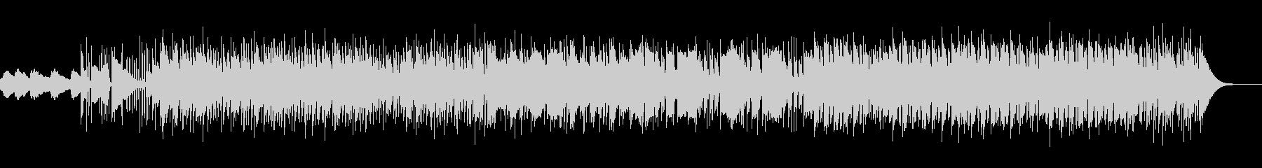 インド風民族音楽の未再生の波形