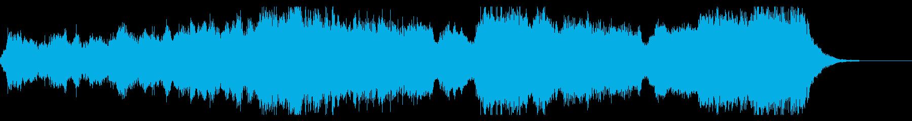 TVでも使われるクラシック キエフ Mの再生済みの波形