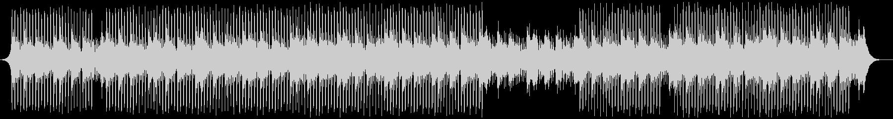 インフォグラフィックの未再生の波形