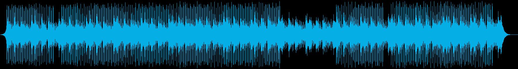 インフォグラフィックの再生済みの波形