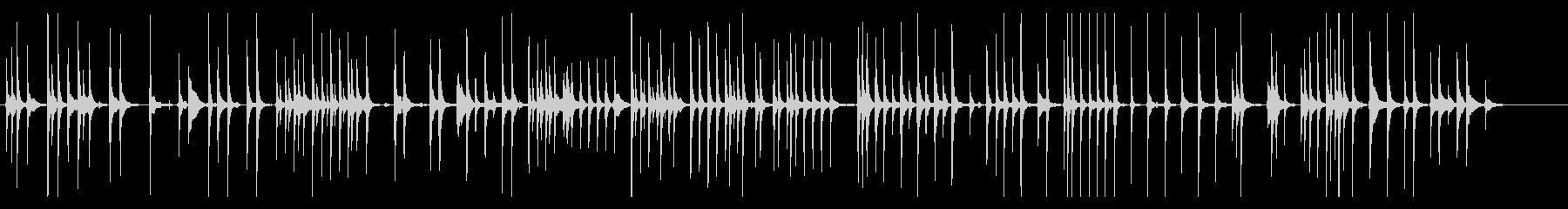 三味線225廓丹前4和風エロ湯女サウナ賑の未再生の波形