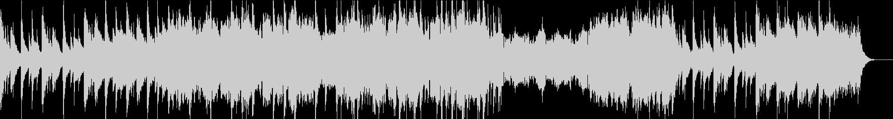 落ち着いたダークファンタジーBGM/映像の未再生の波形