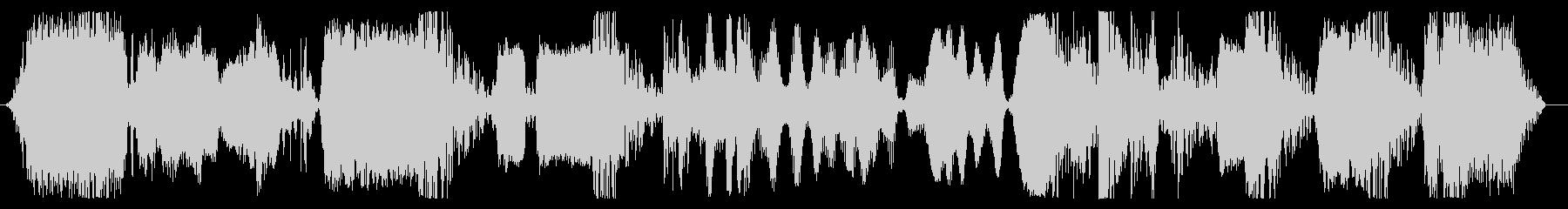 宇宙ロボットの一定の機械的機能応答の未再生の波形