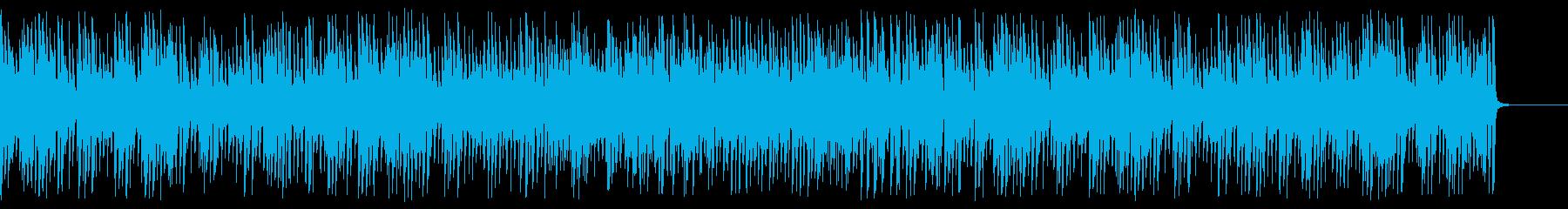 陽気なアコーディオンで軽快ジプシージャズの再生済みの波形