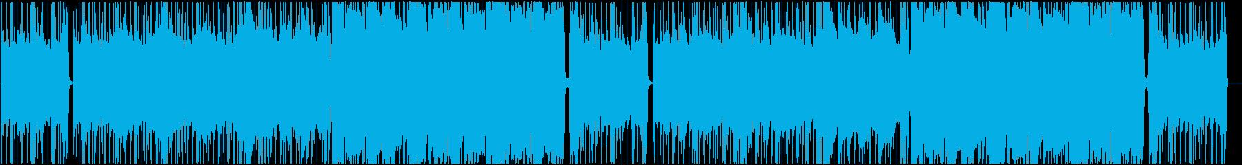 アコギが印象的なミドルバラードの再生済みの波形