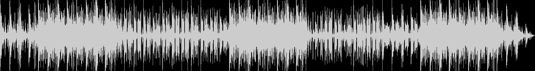 お洒落なピアノLoFi HipHopの未再生の波形