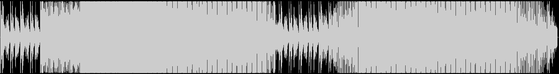 ピアノが印象的なチルアウトドラムンベースの未再生の波形