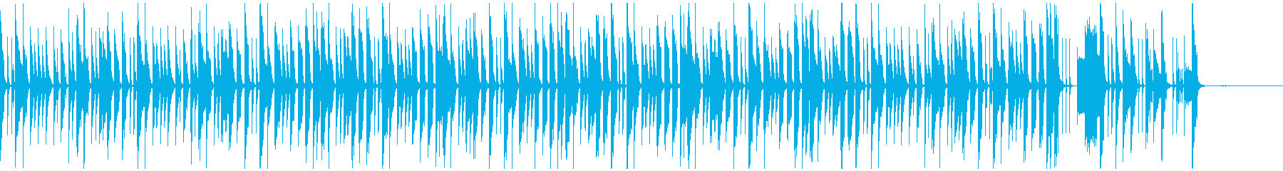 小人のクイズB(ショート)の再生済みの波形