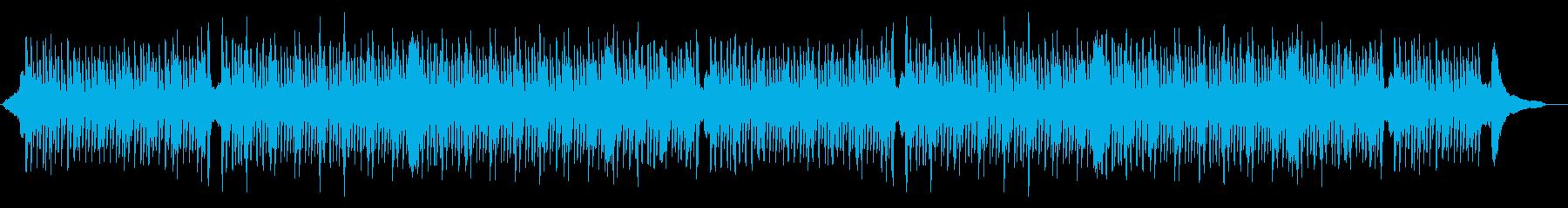 知的なピアノバイオリン:メロディと弦抜きの再生済みの波形