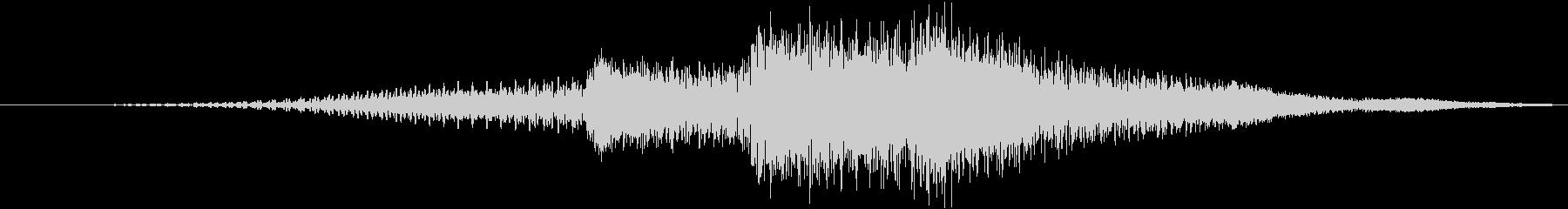サウンドロゴ 2秒 エレクトロ ピアノの未再生の波形