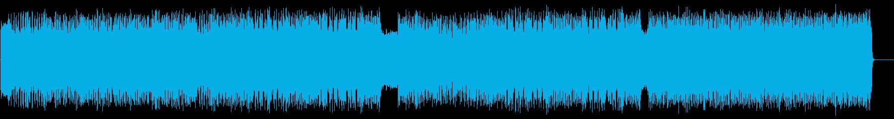 風が駆け抜けるロック(フルサイズ)の再生済みの波形