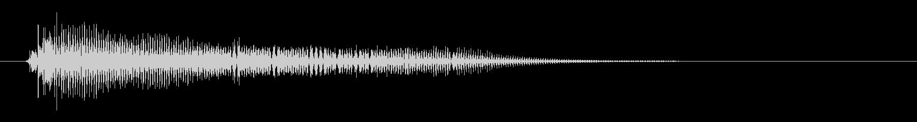 FI デバイス スペースソーショート03の未再生の波形