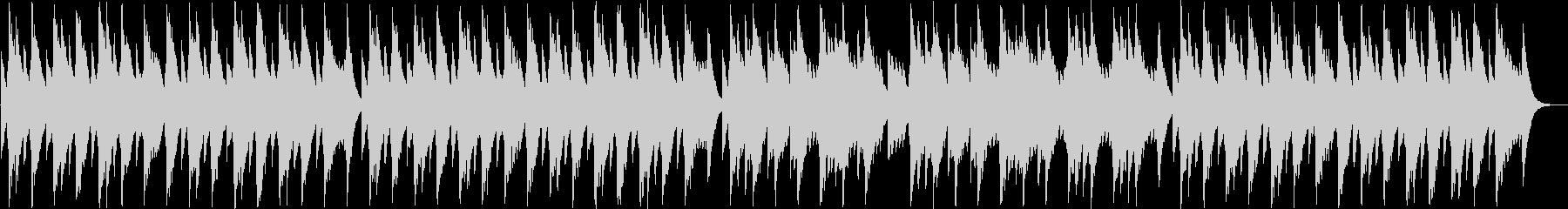 花の歌/ランゲ(オルゴール)の未再生の波形