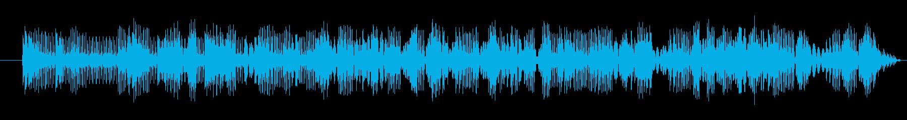 FX クレイジーサイエンティスト01の再生済みの波形