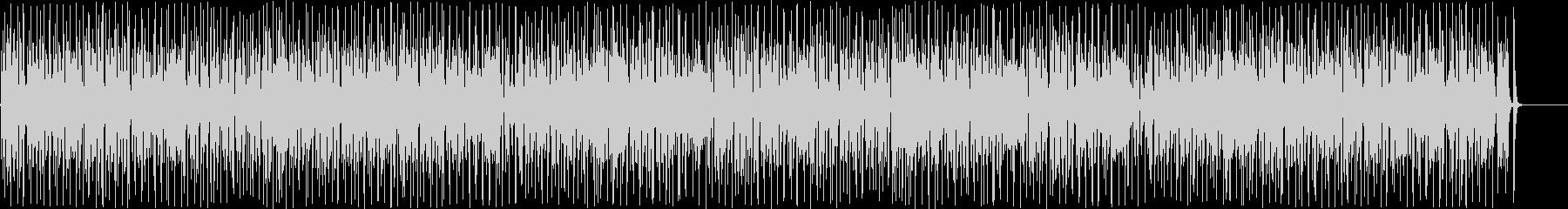 陽気で洗練されたジプシージャズの未再生の波形