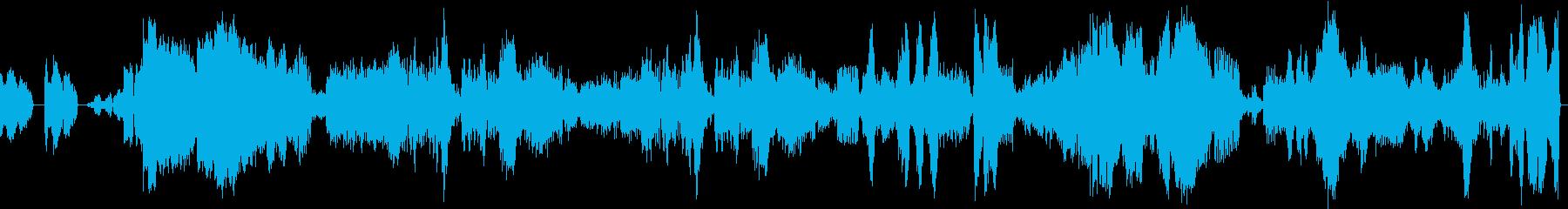 セルゲイ・ラフマニノフのカバーの再生済みの波形