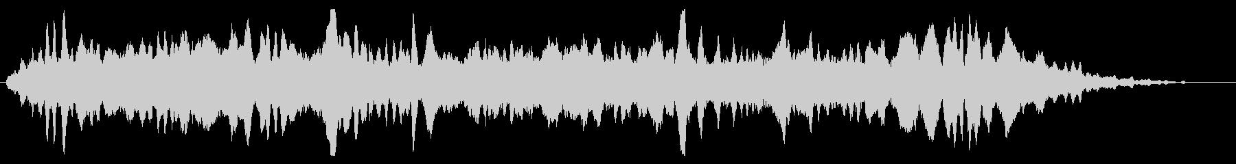 トランジション パッドスイープガラ...の未再生の波形