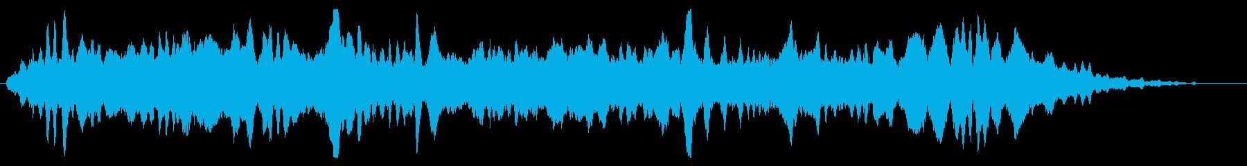トランジション パッドスイープガラ...の再生済みの波形