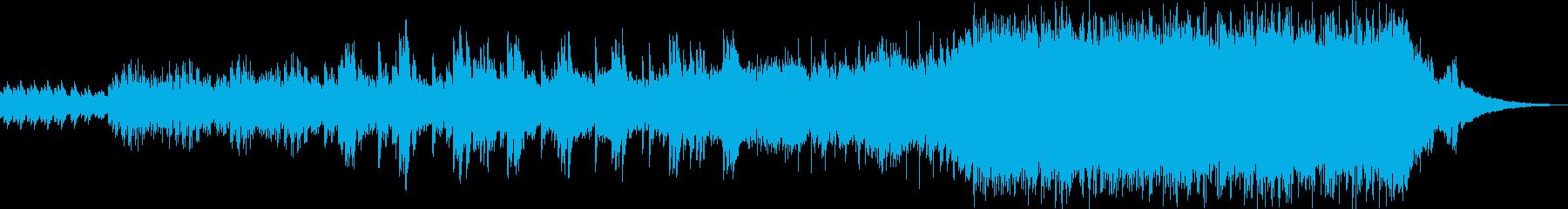 動画 技術的な 感情的 繰り返しの...の再生済みの波形