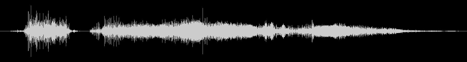 モンスター デススクリームハイ10の未再生の波形