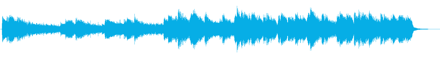 Lets Enjoy 30秒の再生済みの波形