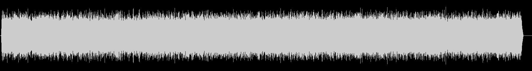 ビューン↑(ジェットエンジンの効果音)の未再生の波形