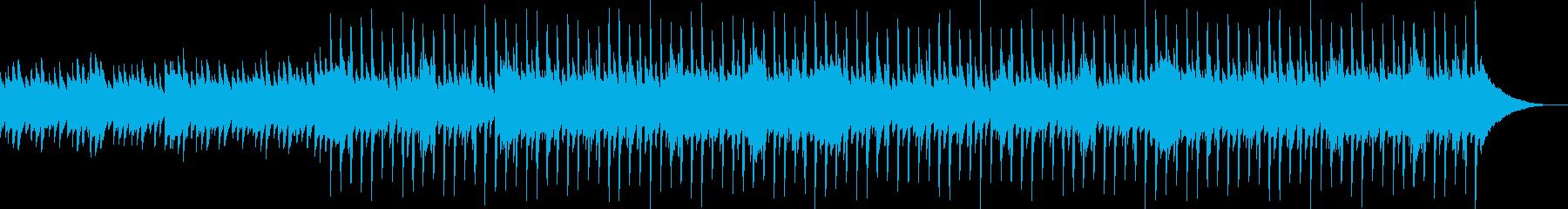 企業VP系56、爽やか、ピアノ4つ打ちaの再生済みの波形
