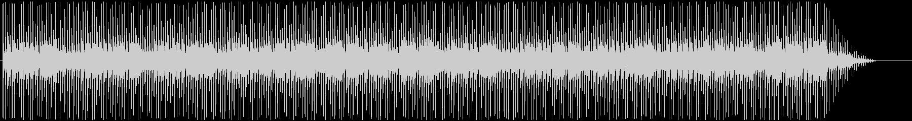 ファミコン風BGM、Actシューティングの未再生の波形