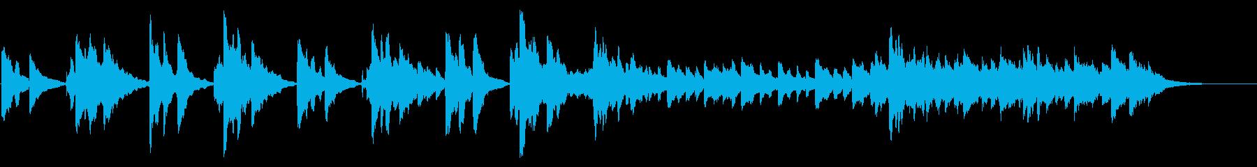 企業VP/CM/海/夏/オープニングの再生済みの波形