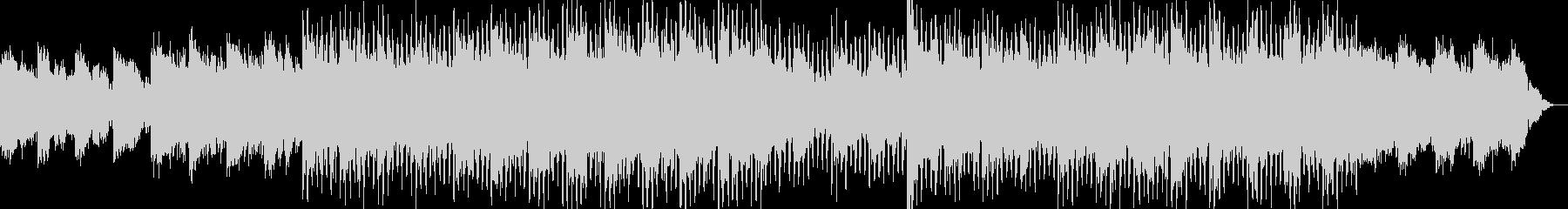現代的で都会的なクラブ系EDM-10の未再生の波形