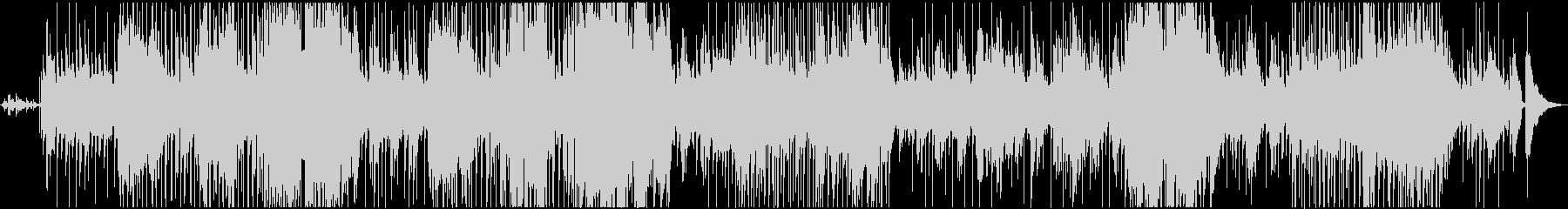 ピアノのヒット、バグパイプ、フルー...の未再生の波形