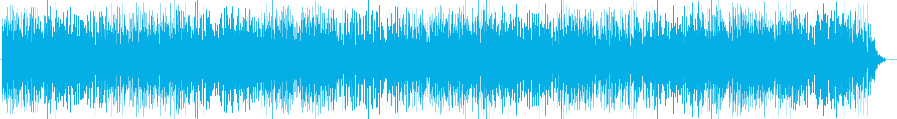 軽快でスタイリッシュなストリングスポップの再生済みの波形