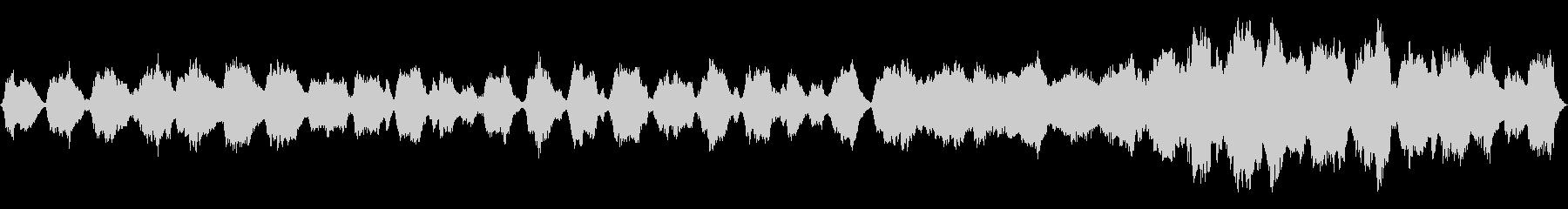ヨーロッパの民族音楽風のBGMです。の未再生の波形