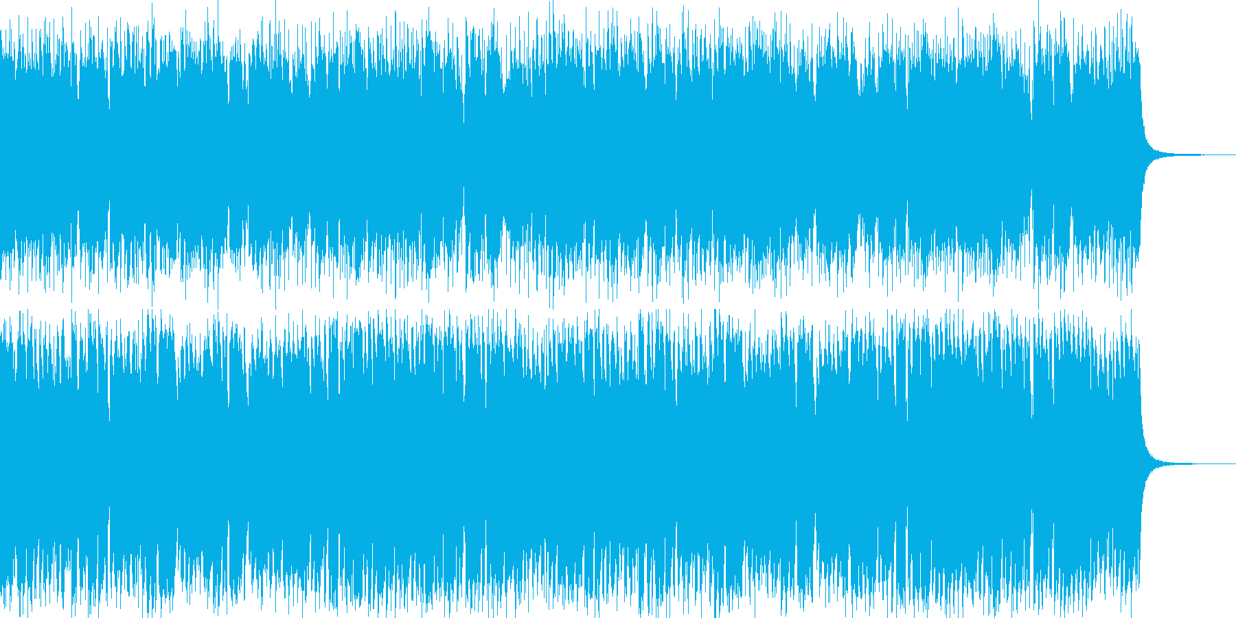 ジャズビッグバンド人工。非常に効果...の再生済みの波形