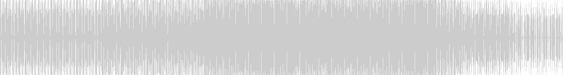 ループ-退廃的-近未来-エレクトロニカの未再生の波形