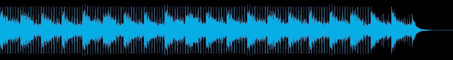 ラウンジ まったり アンビエントミ...の再生済みの波形