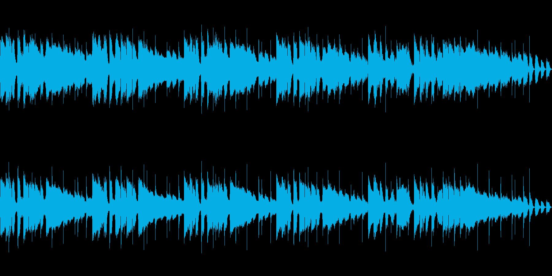 Aギター生演奏-軽快シンプルで使い易いの再生済みの波形