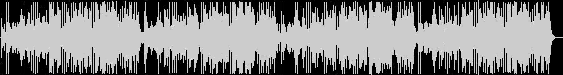 RPGのフィールドBGM風オーケストラ曲の未再生の波形