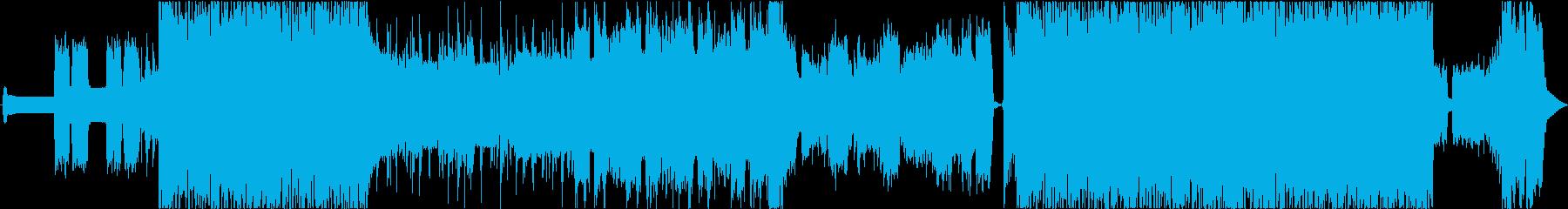 GAME】中ボス戦用ハードロックの再生済みの波形