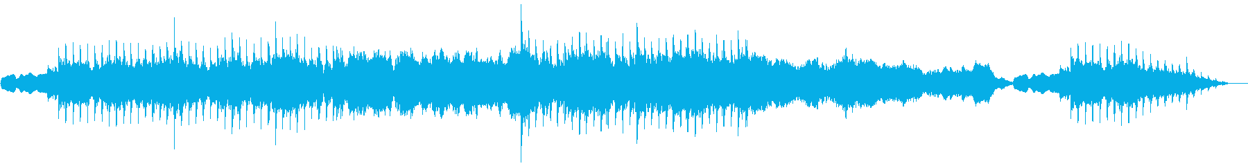 RPG:ダンジョン用BGM4の再生済みの波形
