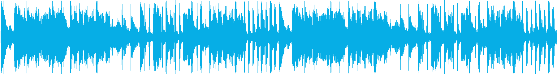 【ピアノ/JAZZ/エレクトロニカ】の再生済みの波形