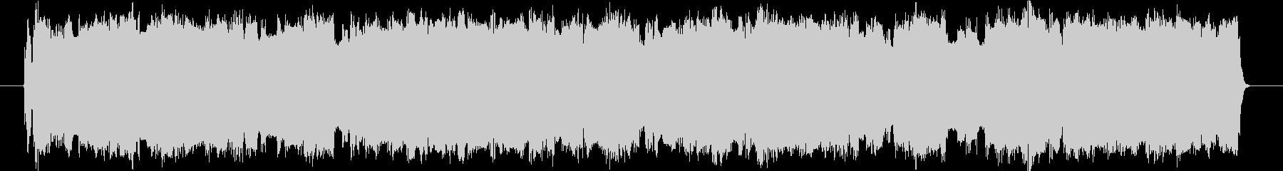 ギターフレーズ004の未再生の波形