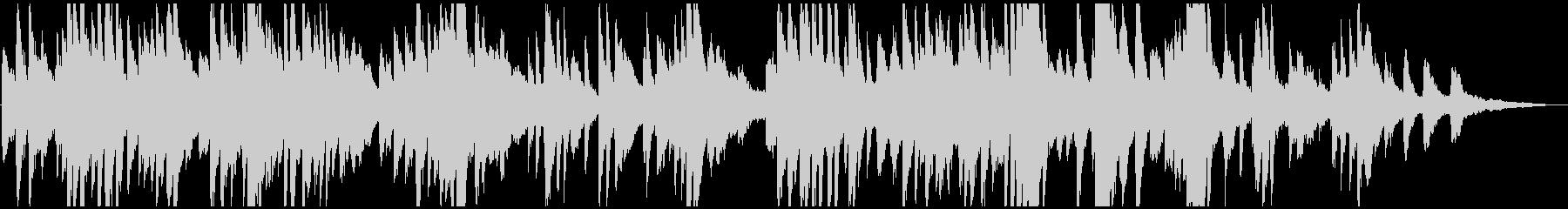 叙情的・繊細 しっとり切ないピアノ 2分の未再生の波形