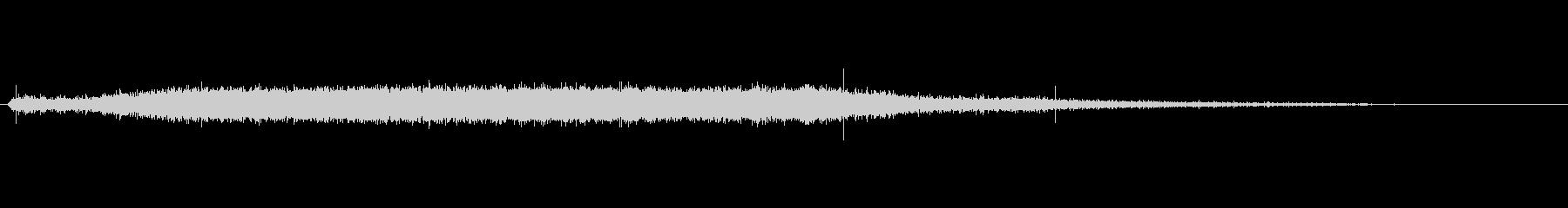 ドリル-ドリルプレス-楽器の未再生の波形